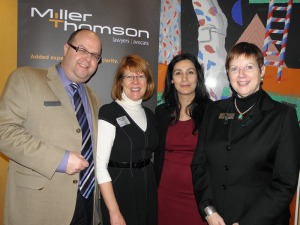 Miller Thomson Ryerson Pro Bono Launch