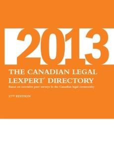 2013 Directory