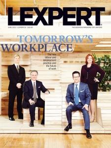 June Lexpert Cover