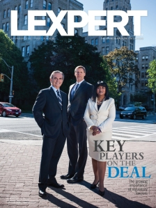 Lexpert July Aug cover