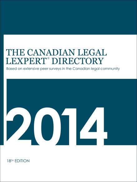 2014_Lexpert_Directory_Cover